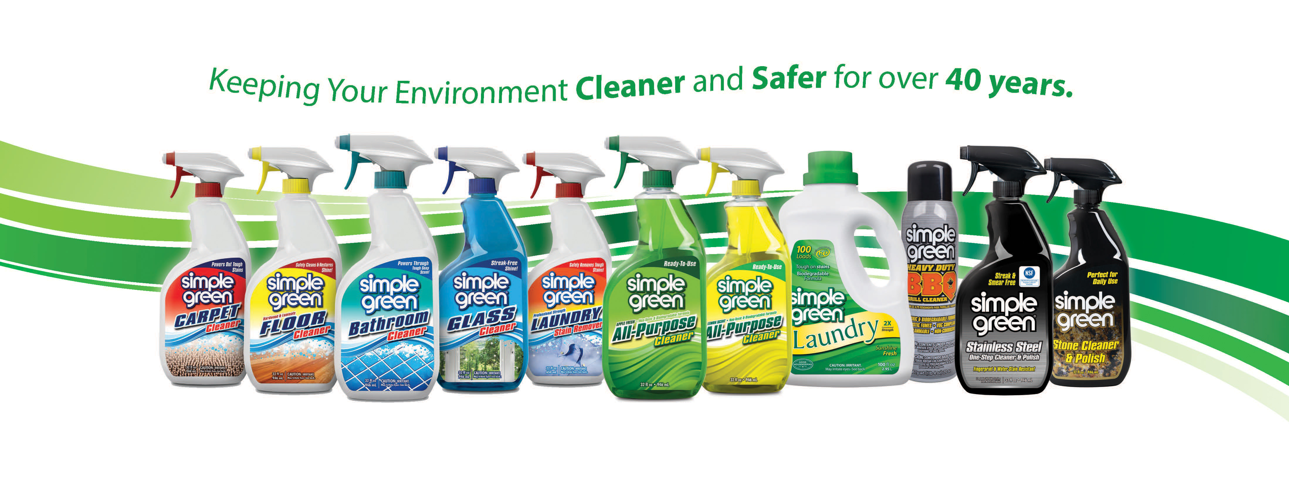 Simple Green Ready-To-Use Cleaners