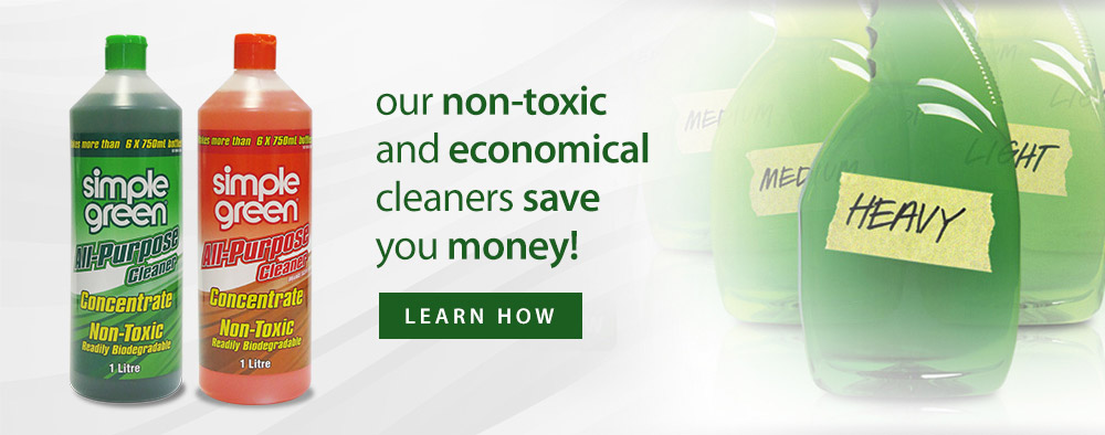 Simple Green saves you money