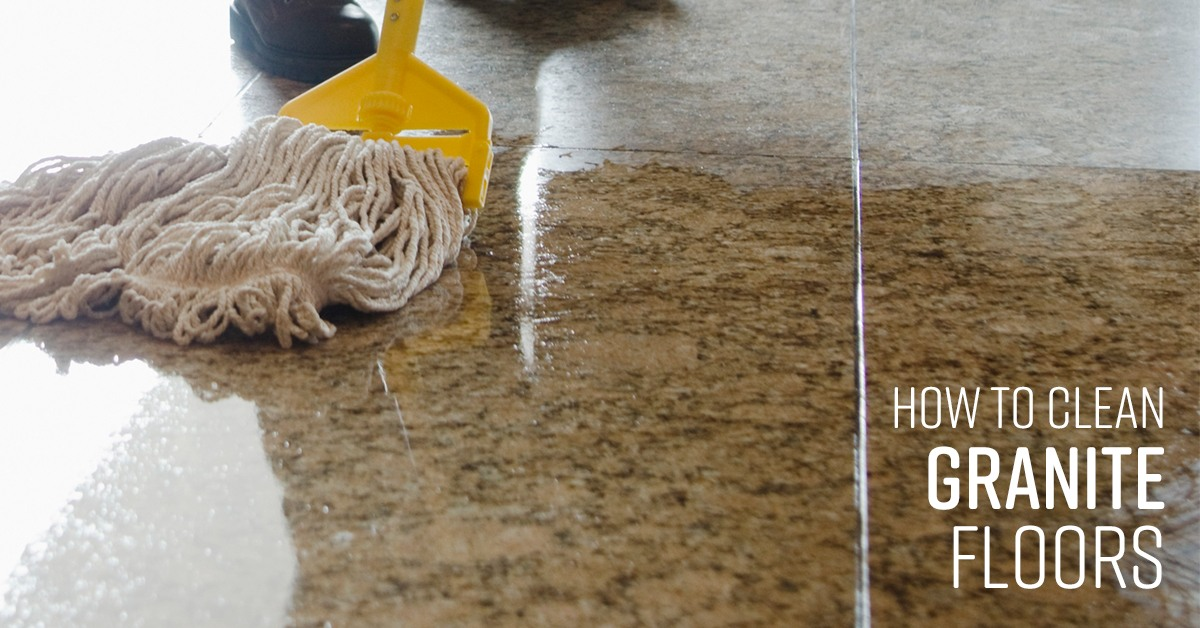 How To Clean Granite Floors Simple Green