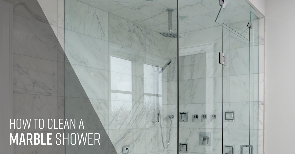 How To Clean A Marble Shower Simple Green