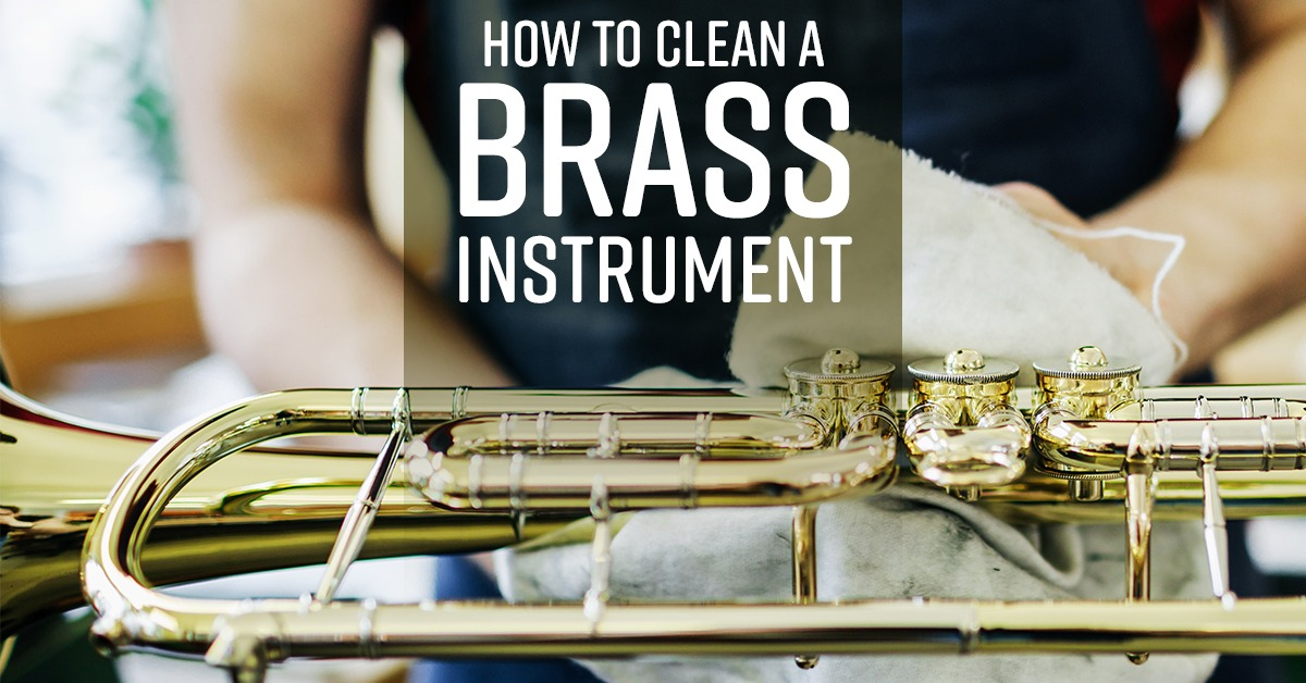 How To Clean A Brass Instrument Simple Green