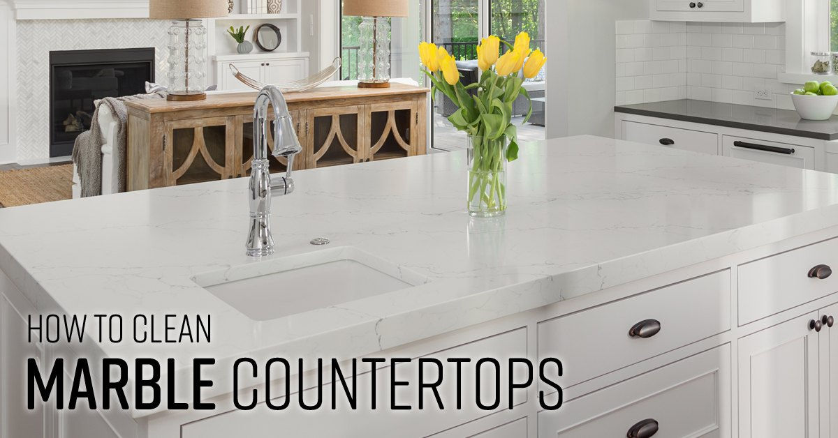 How To Clean Marble Countertops Simple Green