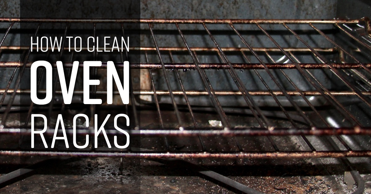 How To Clean Oven Racks Simple Green