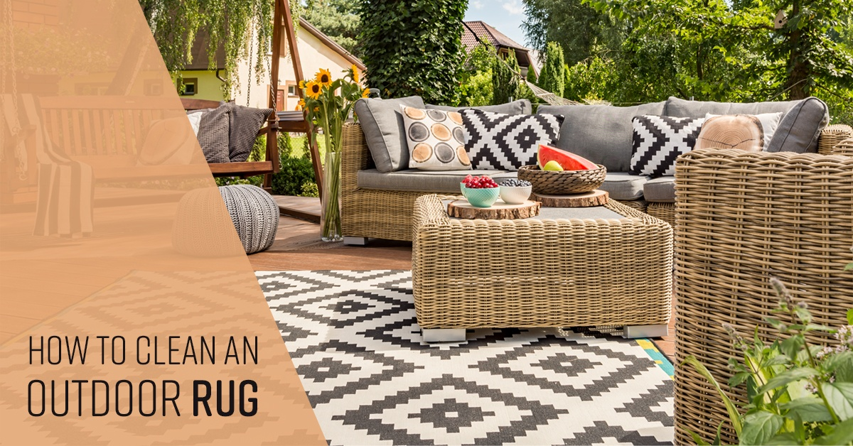 Picture of: How To Clean An Outdoor Rug Simple Green