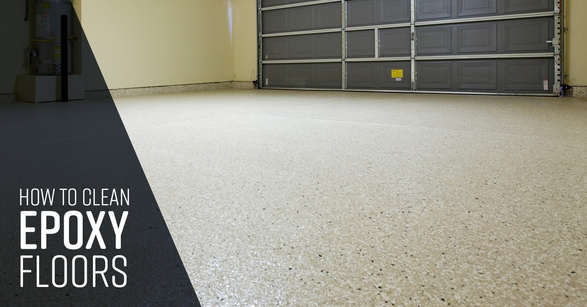 How To Clean Epoxy Floors Simple Green