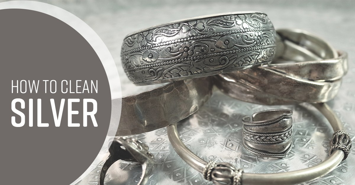 How to Clean Silver Jewelry - Simple Green