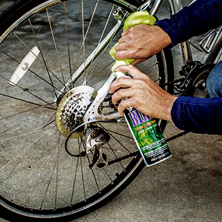 5 Common Bike Cleaning Mistakes