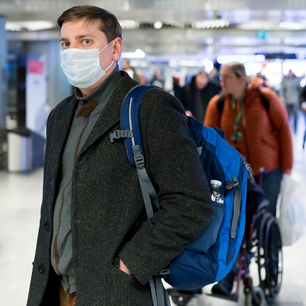 Coronavirus Travel Info & Tips