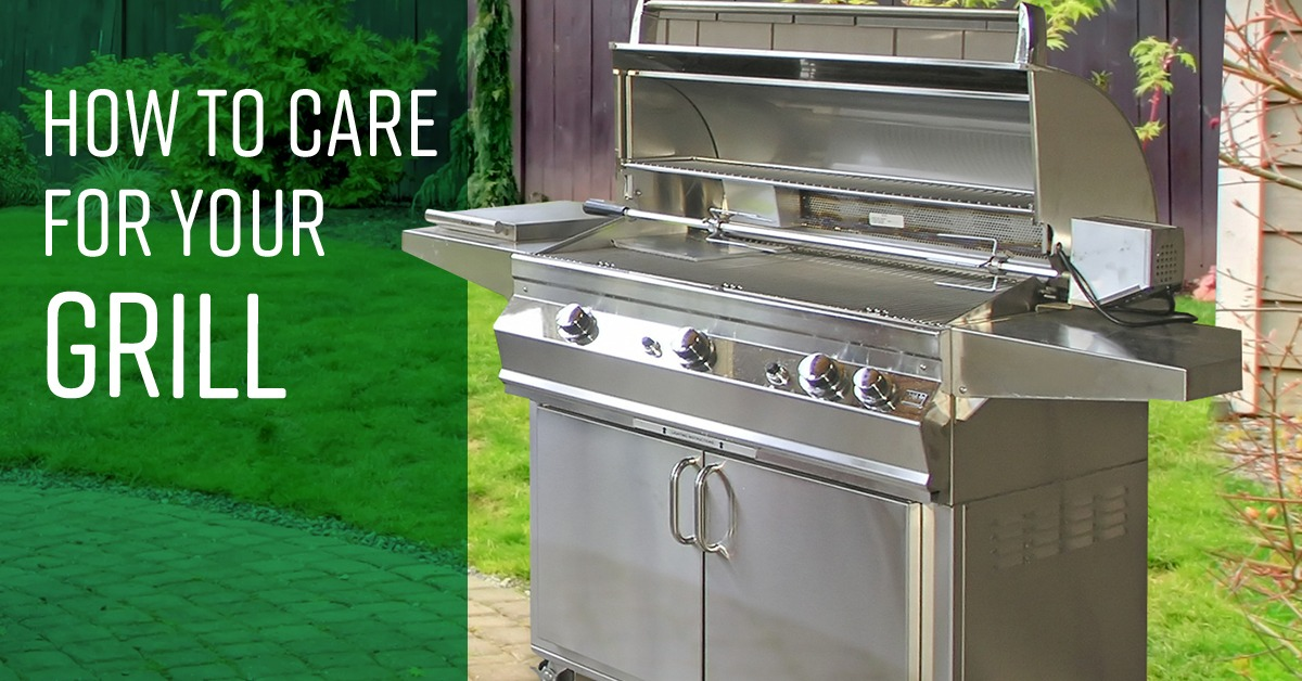 How to Deep Clean Your Grill