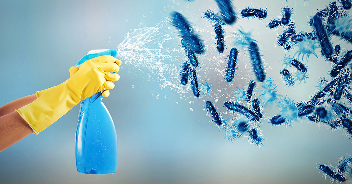 Disinfecting: Are You Really Killing Germs?