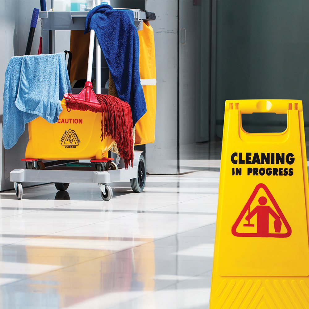 Aiding Infection Control Through Floor Maintenance