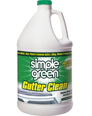 Simple Green® Gutter Clean