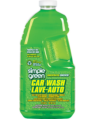 Nettoyant d'automobiles de Simple Green®