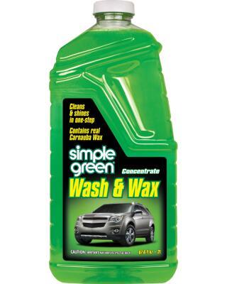 Simple Green® Wash & Wax 2L