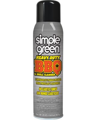 Simple Green® Heavy-Duty BBQ & Grill Cleaner - Aerosol 567g