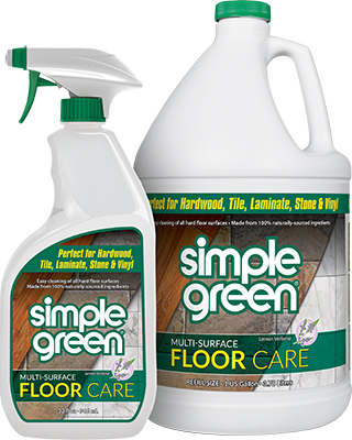 Simple Green Multi Surface Floor Care