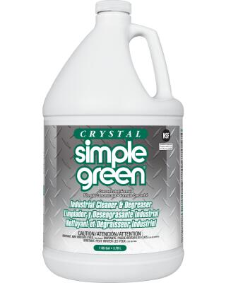 Crystal Simple Green® Industrial Cleaner and Degreaser