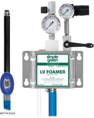 Simple Green® Low Volume Clinging Foamer