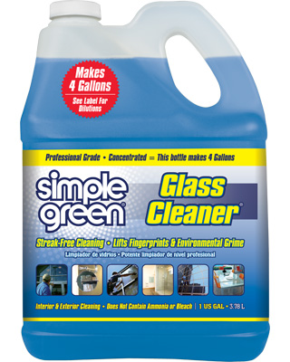 Simple Green® Professional Grade Glass Cleaner 3.78L