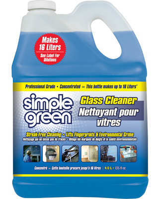Simple Green® Nettoyant pour vitres