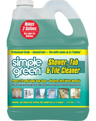 Simple Green® Professional Grade Shower, Tub & Tile Cleaner 3.78L