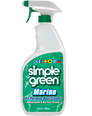 Simple Green® Marine All Purpose Boat Cleaner