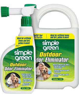 Simple Green® Outdoor Odor Eliminator