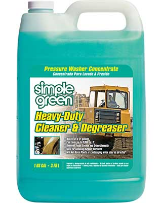 Verde simple | Industrial | Pressure Washer Heavy Duty Cleaner