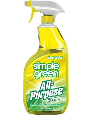 Simple Green® Ready-To-Use All-Purpose Cleaner Lemon Scent 946mL