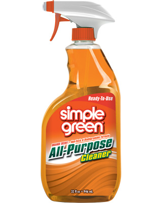Simple Green® Ready-To-Use All-Purpose Cleaner Orange Scent