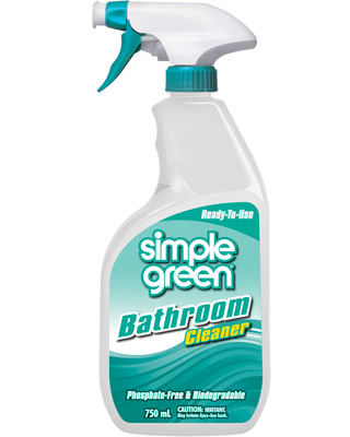 Simple Green® Bathroom Cleaner