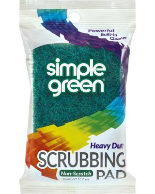 Simple Green® 1 Single Sachet Scrubbing Pad