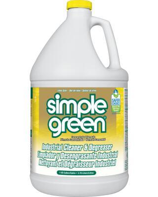 Simple Green® Industrial Cleaner & Degreaser Lemon Scent