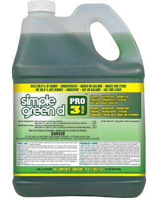 Simple Green d Pro 3 PLUS™