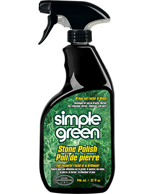 Simple Green® Stone Polish