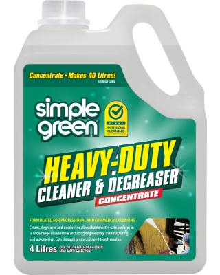 Simple Green® Heavy-Duty Cleaner and Degreaser