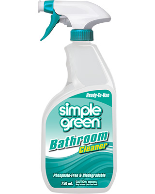 Simple Green® Ready-To-Use Bathroom Cleaner