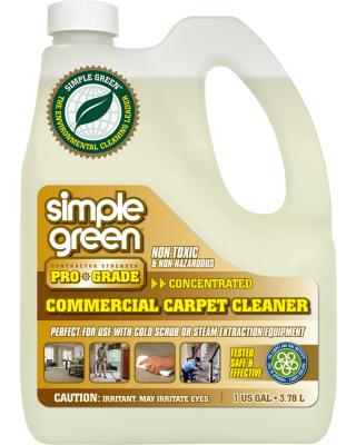 Simple Green® Pro Grade Commercial Carpet Cleaner