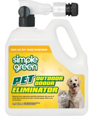 Simple Green® Pet Outdoor Odour Eliminator