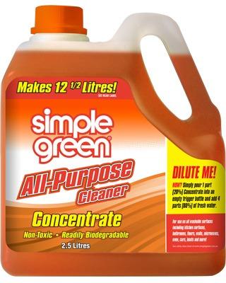 Simple Green® All-Purpose Cleaner - Orange Scent