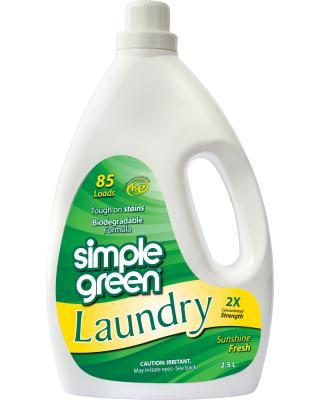 Simple Green® Laundry Sunshine Fresh