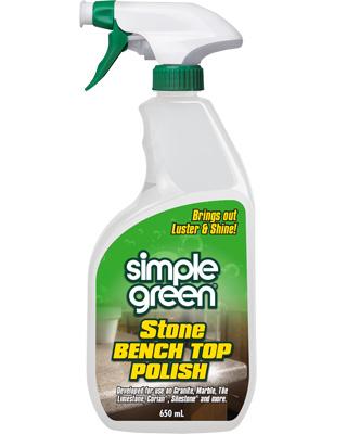 Simple Green® Stone Bench Top Polish
