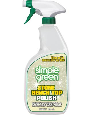 Simple Green® Stone Bench Top Polish