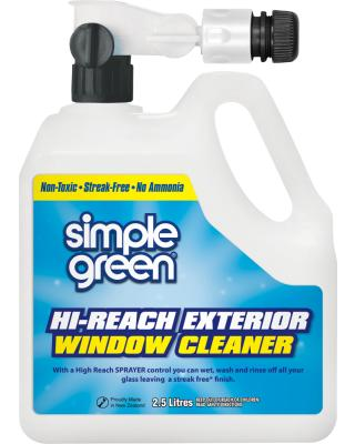 Simple Green® High Reach Exterior Window Cleaner