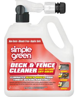 Simple Green® Deck and Fence Cleaner