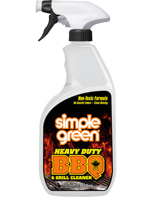 Simple Green® Heavy Duty BBQ & Grill Cleaner