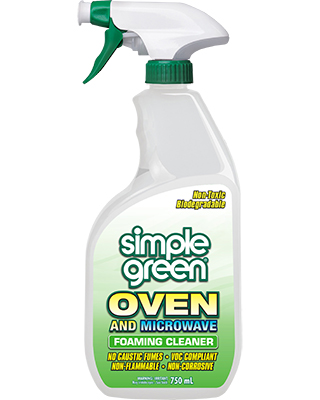 Simple Green® Oven & Mircrowave Foaming Cleaner