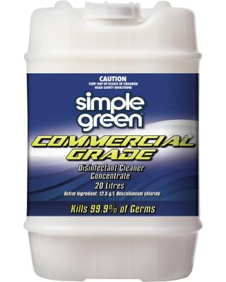 Simple Green® Commercial Grade Disinfectant Cleaner Concentrate
