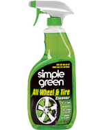 All Wheel & Tire Cleaner 709mL
