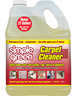 Professional Grade Carpet Cleaner